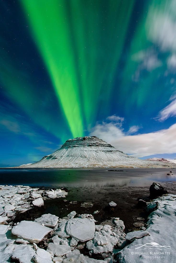 冰雪王国 国外优秀风光摄影作品欣赏