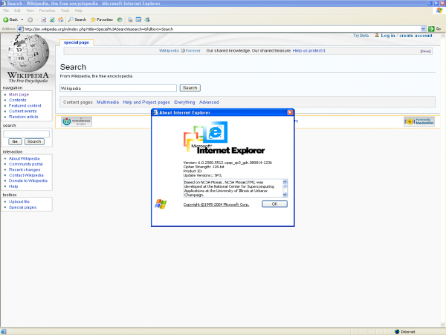 IE 6.0是一个里程碑式的版本,由于XP至今依然有着较强的影响力,因此2001年发布的IE 6经久不衰,它的功能强大但问题多多,又难以被人舍弃,成为网页开发者和安全人员的噩梦。
