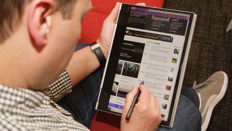 轻薄快充2合1:联想Yoga 730平板PC抢看