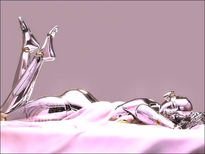 重口清新都有这些美女机器人何时成真马尾好看美女图片