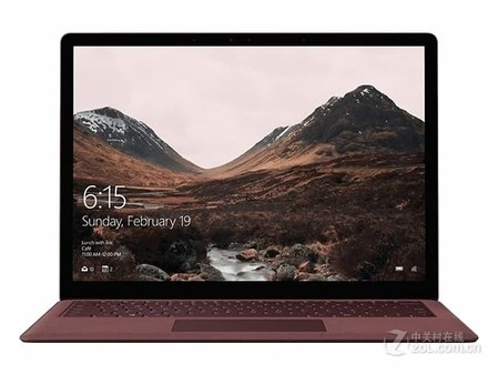 5亮铂金色长沙surface laptop 256G售9100元