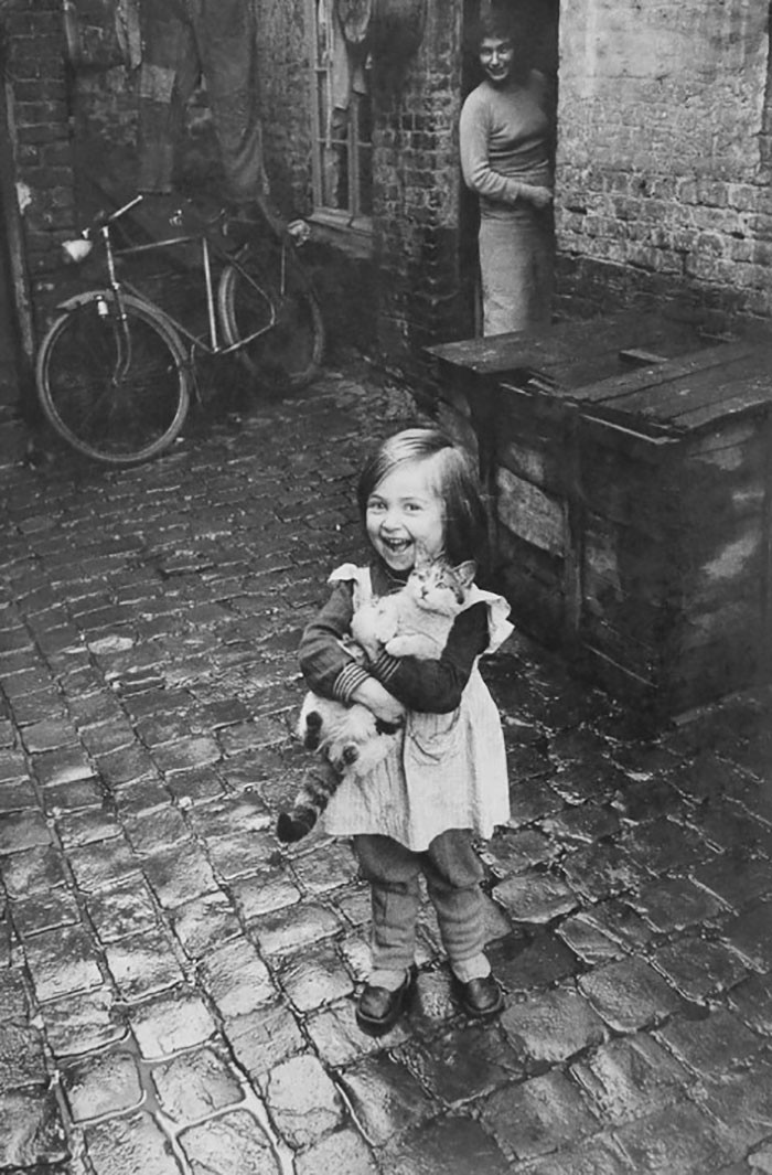 经典的影像 瞬间可以温暖你的黑白照片