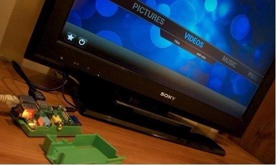 用树莓派制作流媒体电视盒应该是比较普遍的一种做法~