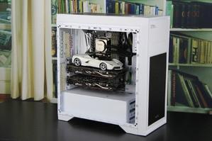 内存装机秀:金邦金龙DDR4打造白色PC