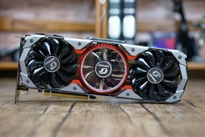 能量外溢 iGame RTX 2080 Advanced OC圖賞