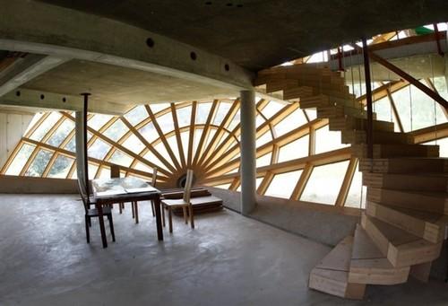 建筑美学 或科技感或奇葩的房屋设计