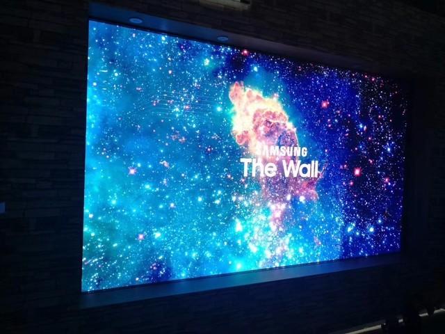 三星电视墙