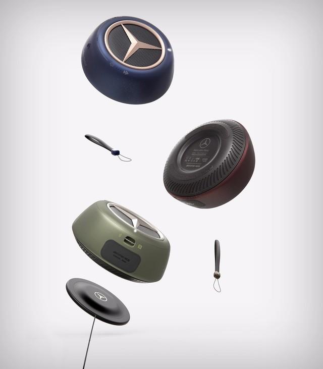 如果你需要无线充电底座的话,这款音箱也是可以配备的。