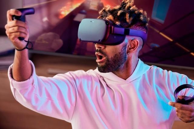 Oculus带来了迄今为止最完美的VR游戏套装