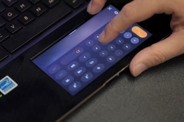 如此酷炫的笔记本触控板 苹果看了都害怕
