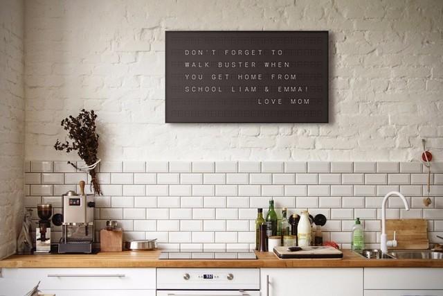 不仅美观而且实用 家居布告板带你回到欧洲