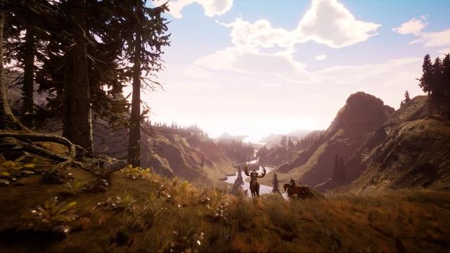 又一款开放世界RPG要登陆PS4/X1/PC平台