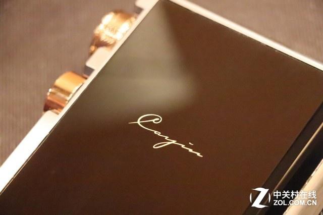 金属铜版N8颜值爆表 上海耳机展凯音展台直击