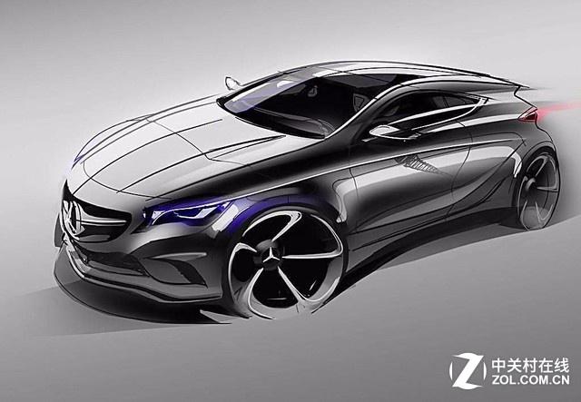 不可能化为现实 概念车+Ai将成为现实?
