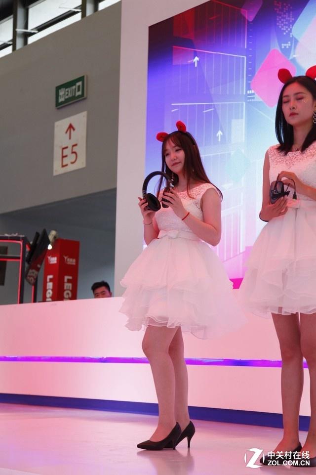 ChinaJoy2018影驰ShowTime活动图赏