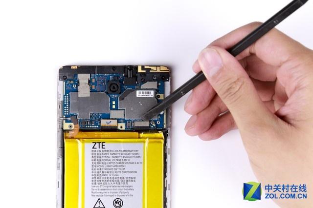 小米max电路板详解图