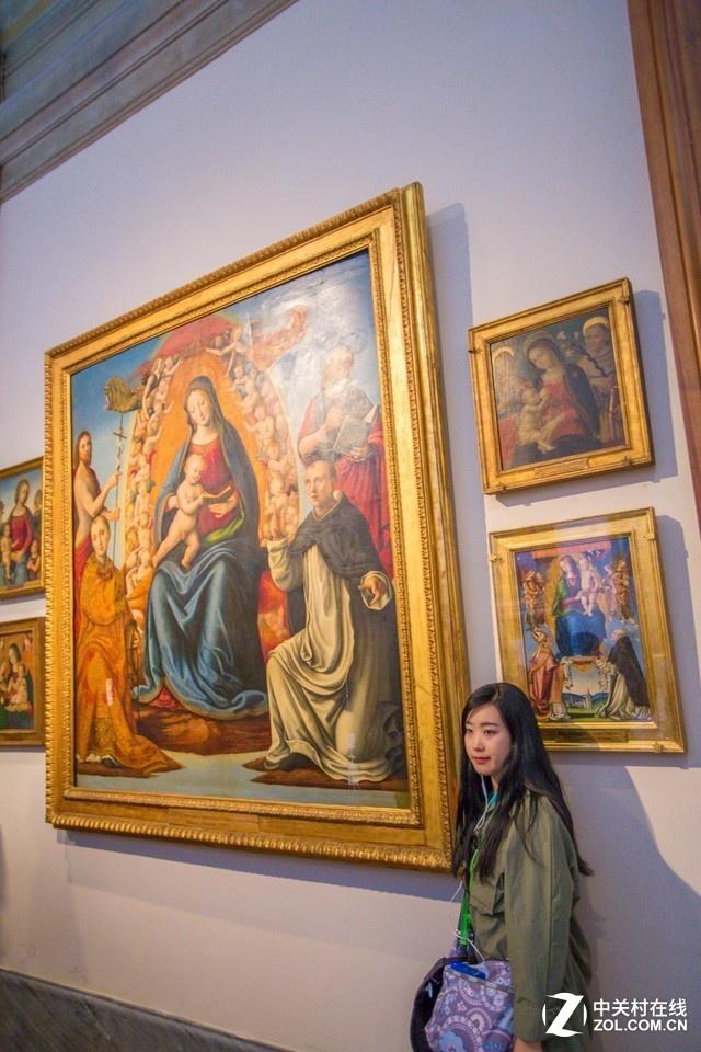 大C游世界 梵蒂冈博物馆的珍藏艺术品