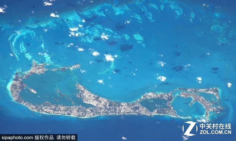 震撼心灵的美!NASA曝光地球航拍照片