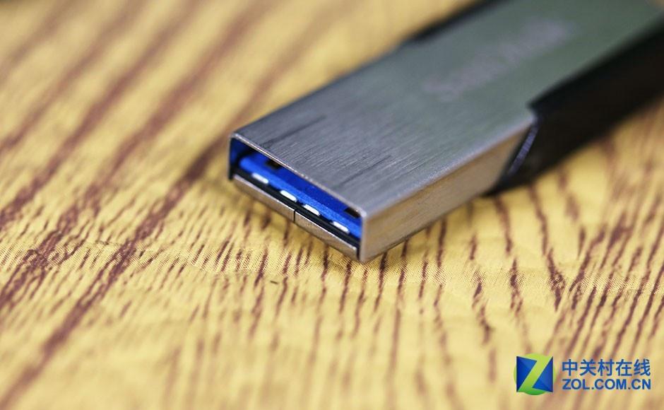 有容乃大 闪迪酷铄USB3.0优盘美图测